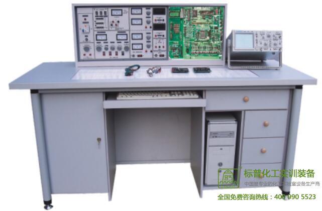 BPBK-535M 模电、数电、EDA实验开发系统成套设备|电工模电数电实训设备
