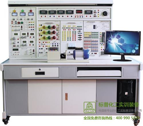 BPK-800E 高性能电工电子电拖及自动化技术实训与考核装置