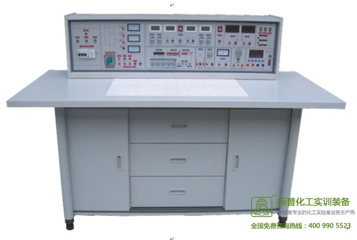 BPBK-530 电工实验室成套设备(带智能型功率表、功率因数表)|电工模电数电实验设备
