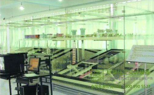 BPMAC-01 现代化矿井开采设计综合模型(A型)|煤矿安全技术培训装置