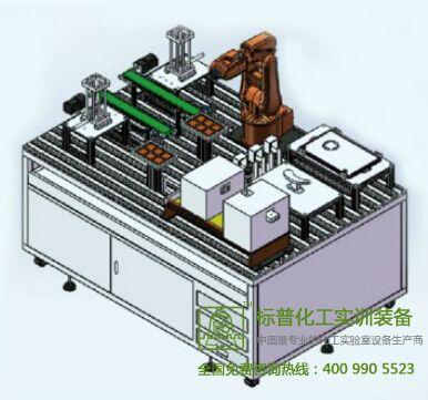 工业机器人综合应用实训装置