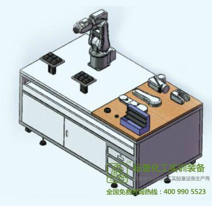 六自由度工业机器人拆装实训装置