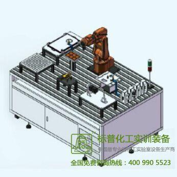 工业机器人多功能应用实训装置