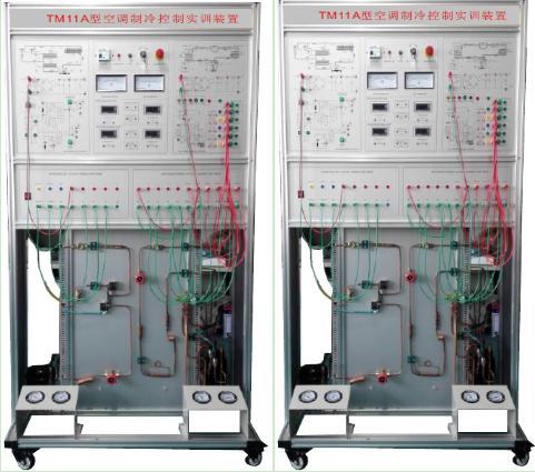 TM11A型空调制冷控制实训装置(出口版)