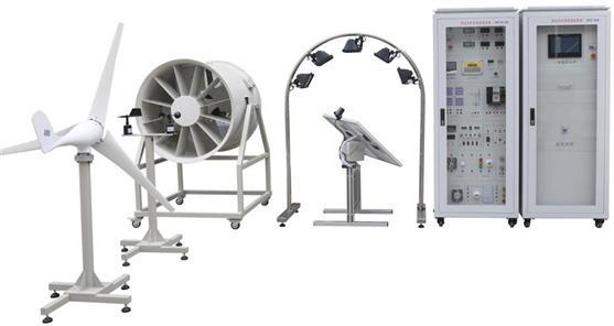 BPKJ-SW01B(聚合物锂电池)风光互补发电实训系统