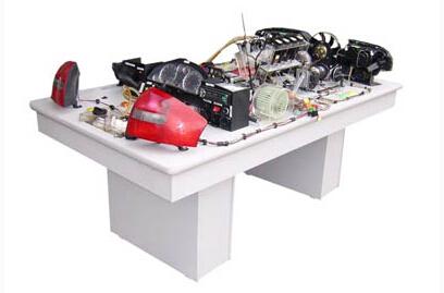 奥迪A6全车电路实习台|汽车示教板系列