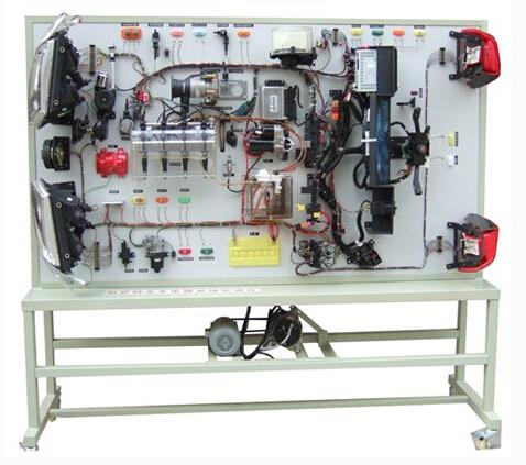 帕萨特B5全车电器实训台|汽车示教板系列