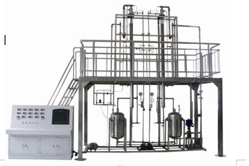 BPSX-208  计算机过程控制吸收与解吸操作实训装置