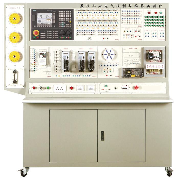 BPCLE-1型  数控车床电气控制与维修实训台(西门子808D)