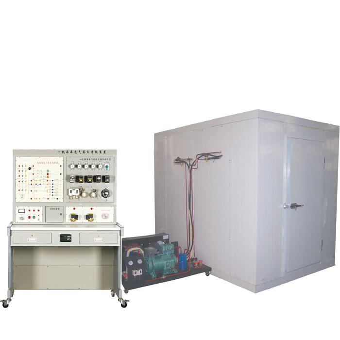 BPKDQ-4型  一机两库电气实训考核装置