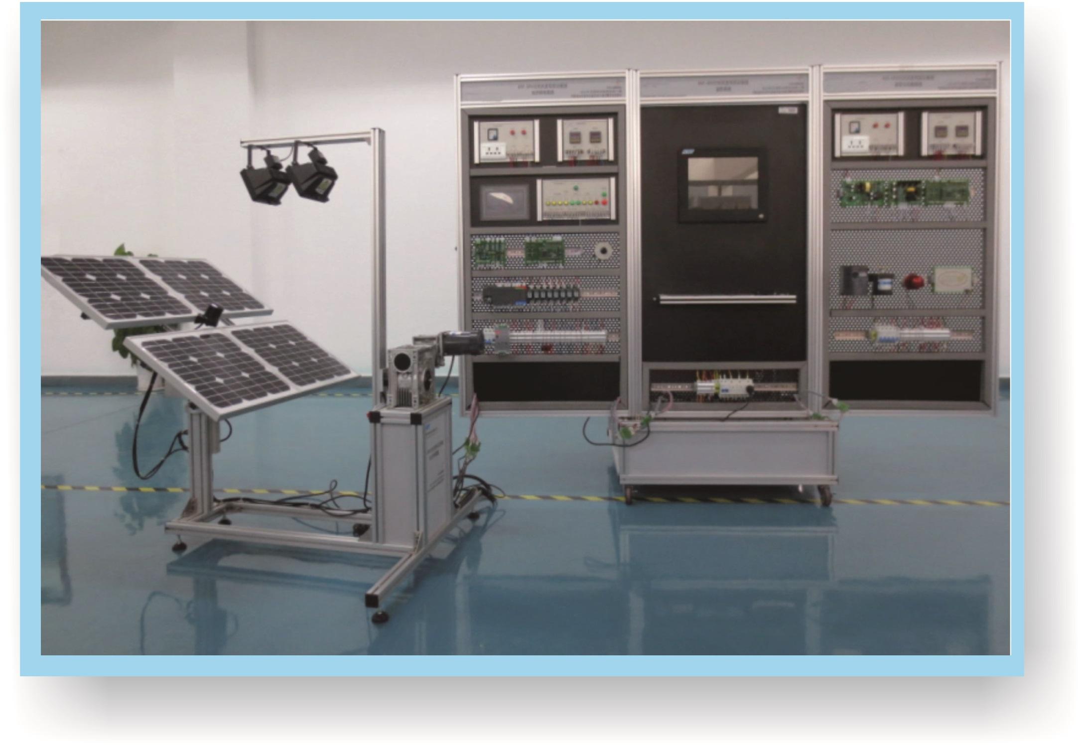 BPNGD-1型  太阳能光伏发电实训系统