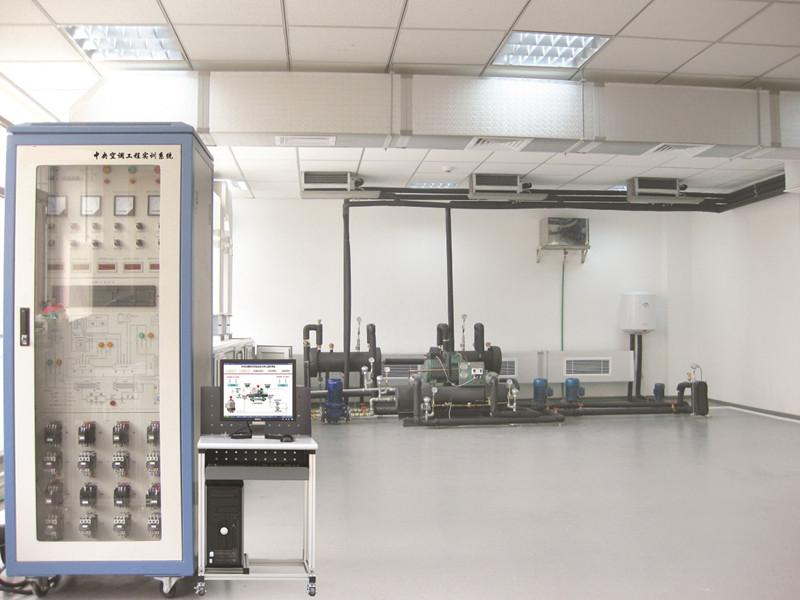 BPKGC-1型  中央空调工程实训系统(工程型)