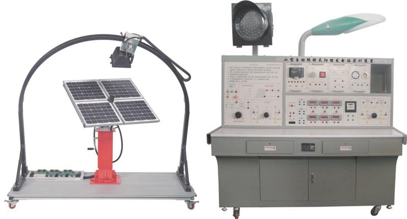 BPNGF-1型  太阳能光伏发电实验系统