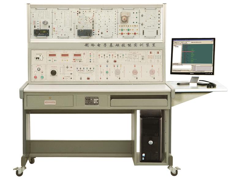 BPKDQ-2型  制冷电子基础技能实训装置