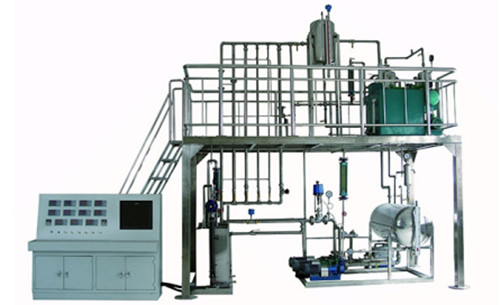 BPSX-205  计算机过程控制流体输送操作实训装置