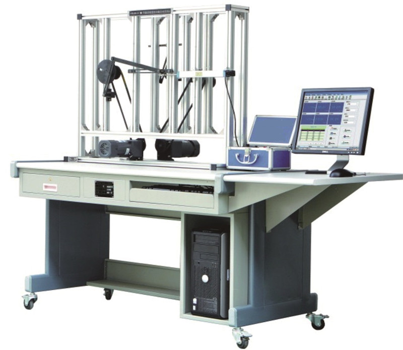 BPLCX-2型  平面机构创意组合测试分析实验台