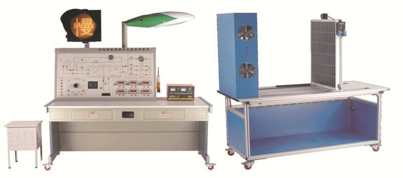 BPNGF-2型  太阳能电源技术实验装置