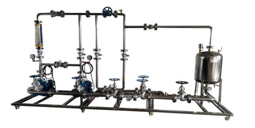 BPSX-201  化工管路拆装实训装置