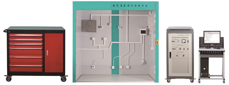 BPEZZ-2型  电气装置实训考核平台