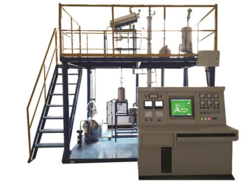 BPSX-204  计算机过程控制精馏操作实训装置