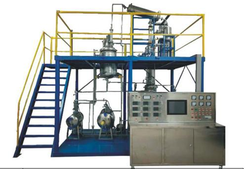 BPSX-209  计算机过程控制间歇反应操作实训装置